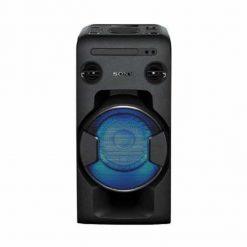 طراحی سیستم صوتی بلوتوثی سونی MHC-V11D از روبرو