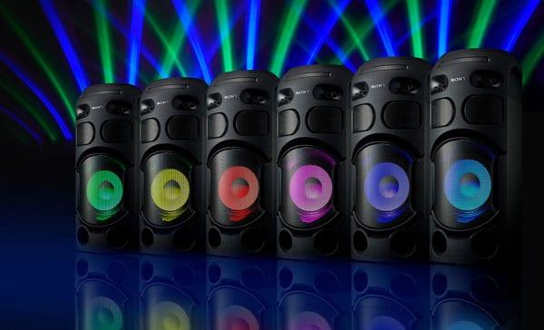 سیستم صوتی MHC-V41D سونی