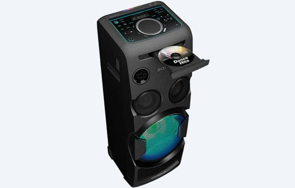 سیستم صوتی MHC-V50D با درایو نوری