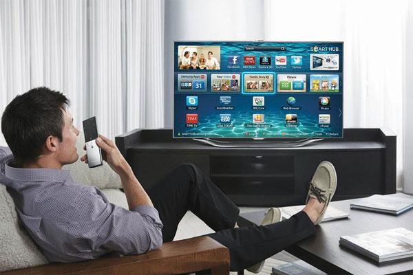 تعامل صوتی با تلویزیون هوشمند