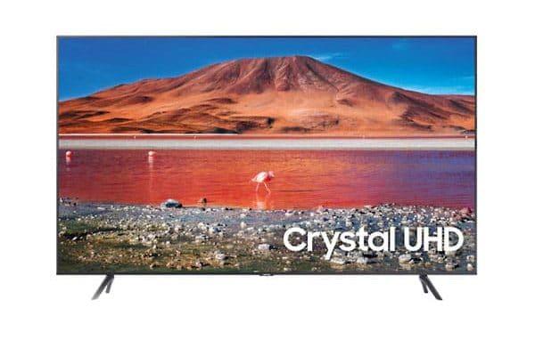 تلویزیون سامسونگ 65TU7100 با فناوری دالبی دیجیتال