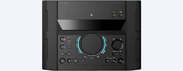 کنترل پنل سیستم صوتی خانگی SHAKE X30P