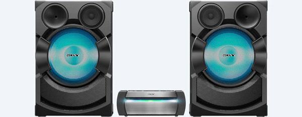 توان صوتی 2400 وات سیستم صوتی SHAKEX70P