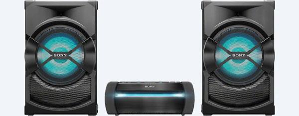 سیستم صوتی 1800 وات سونی SHAKE X30P