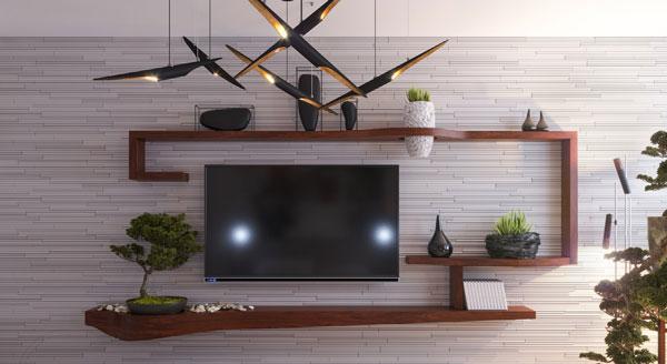 بازتاب نور توسط تلویزیون