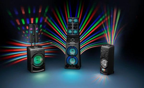 سیستم صوتی یکپارجه MHC-V90D سونی