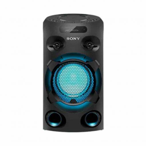 طراحی زیبای سیستم صوتی بلوتوثی سونی MHC-V02