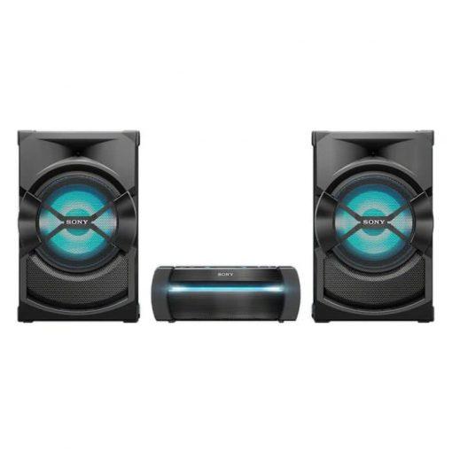 طراحی زیبای سیستم صوتی خانگی SHAKE X30P سونی از روبرو