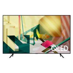 طراحی زیبای تلویزیون سامسونگ 55 اینچ مدل 55Q70T از روبرو