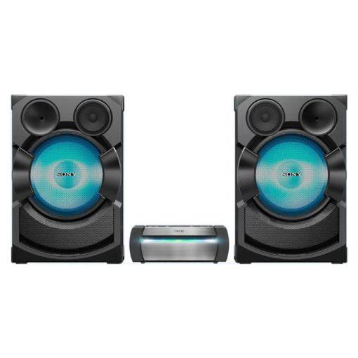 نمای سیستم صوتی خانگی SHAKEX70D سونی از روبرو