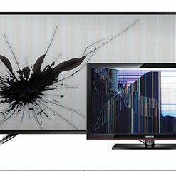 آیا ال سی دی تلویزیون قابل تعمیر است