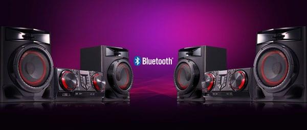 سیستم صوتی خانگی ال جی مدل XBOOM CJ44
