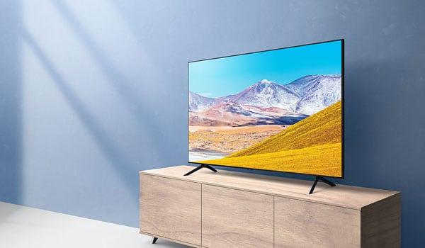 تلویزیون 4K سامسونگ مدل 55TU8000