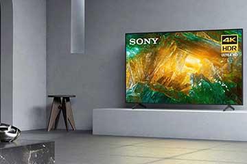 تفاوت تلویزیون سونی سری E با F