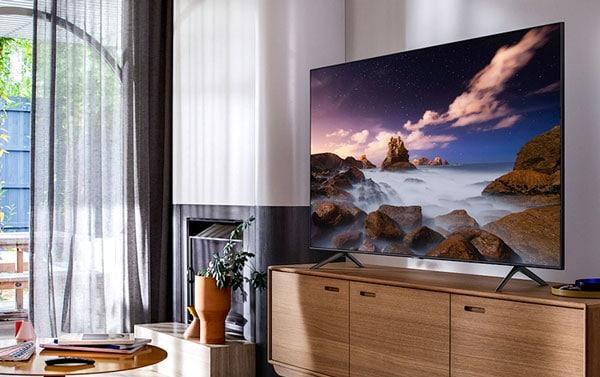 تلویزیون 4K سامسونگ مدل 43Q60T