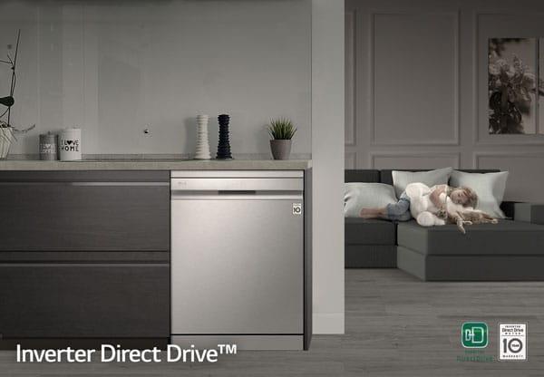 ماشین ظرفشویی DFB512FP