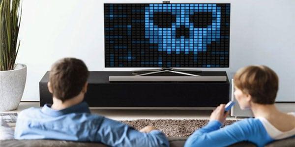 أیا تلویزیون ویروسی میشود