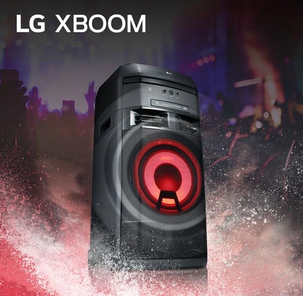 سیستم صوتی XBOOM OK55 ال جی
