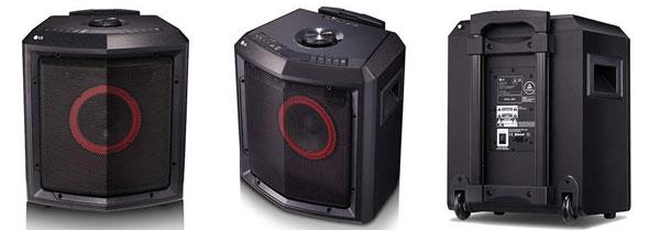 سیستم صوتی XBOOM FH2 ال جی