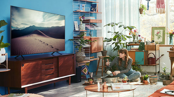 تلویزیون سامسونگ 55 اینچ مدل 55TU8000