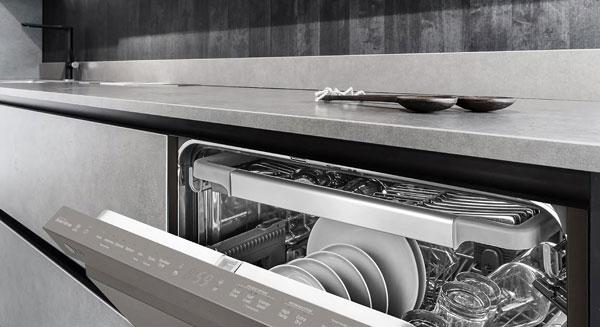 ماشین ظرفشویی ال جی DFB512FP با ظرفیت 14 نفر