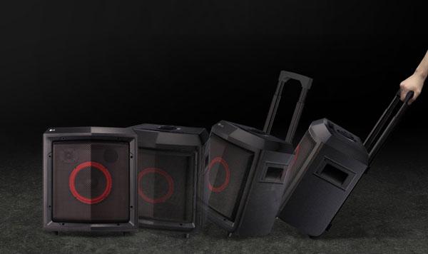 سیستم صوتی قابل حمل XBOOM FH2 ال جی
