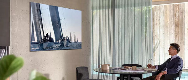 تلویزیون 75 اینچ سامسونگ مدل 75Q950TS