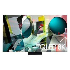 نمای تلویزیون سامسونگ 85 اینچ مدل 85Q950TS از روبرو