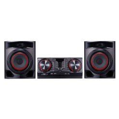 طراحی زیبای سیستم صوتی خانگی XBOOM CJ44 ال جی