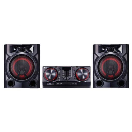 طراحی سیستم صوتی XBOOM CJ65 ال جی از زوبرو