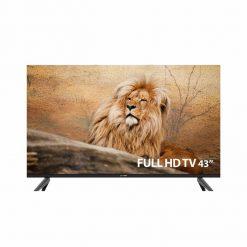 طراحی تلویزیون اسنوا 43 اینچ مدل 43SA260 از روبرو