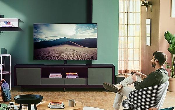 تلویزیون سامسونگ 55 اینچ مدل 55TU8500