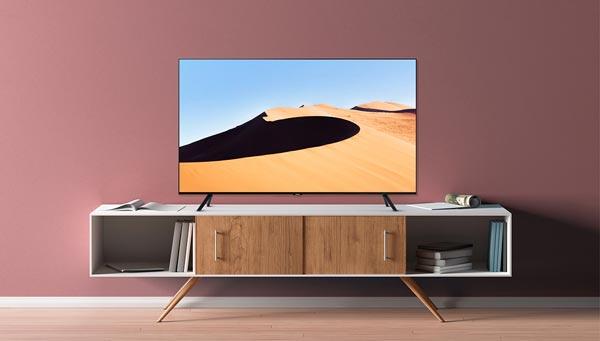 تلویزیون 4k سامسونگ مدل 75TU7000