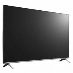 نمای تلویزیون ال جی 65 اینچ مدل 65UN8060 از زاویه چپ