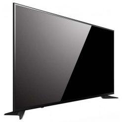 نمای تلویزیون اسنوا 43 اینچ مدل 43SA120 از زاویه چپ