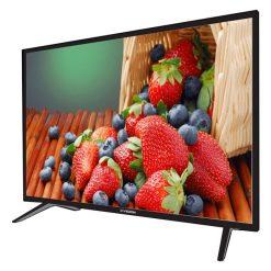طراحی تلویزیون ایکس ویژن 43 اینچ مدل 43XK565 از زاویه راست
