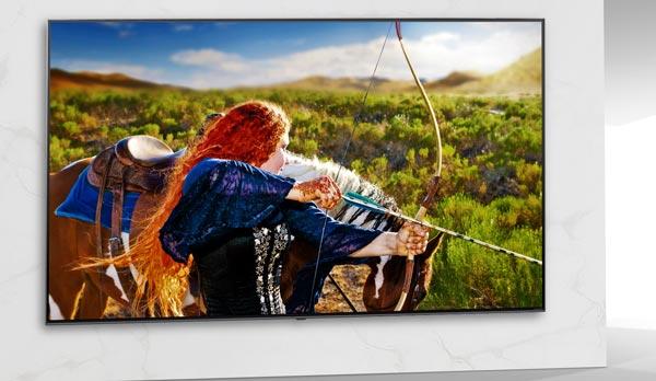 تلویزیون 4K ال جی مدل 55NANO80