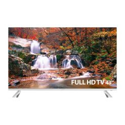 نمای تلویزیون اسنوا مدل SLD43SA270