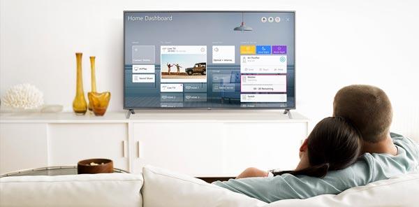 تلویزیون هوشمند ال جی مدل 55NANO80