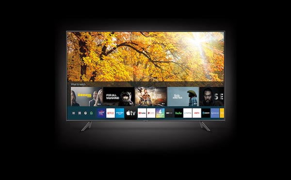 تلویزیون هوشمند سامسونگ 50TU8000