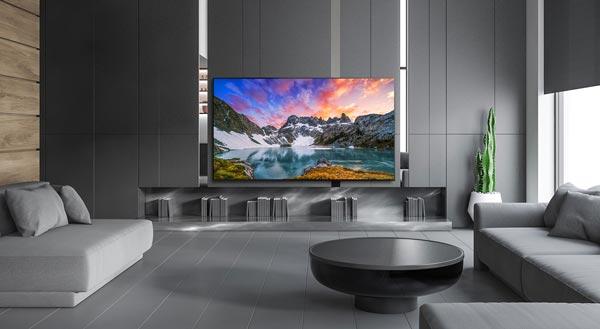 تلویزیون ال جی 55 اینچ مدل 55NANO80