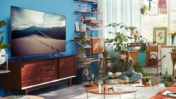 تلویزیون سامسونگ 50 اینچ مدل 50TU8000