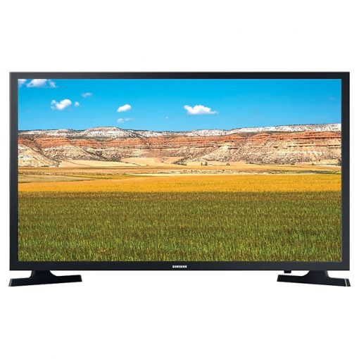نمای تلویزیون سامسونگ 32 اینچ مدل 32T4300 از روبرو