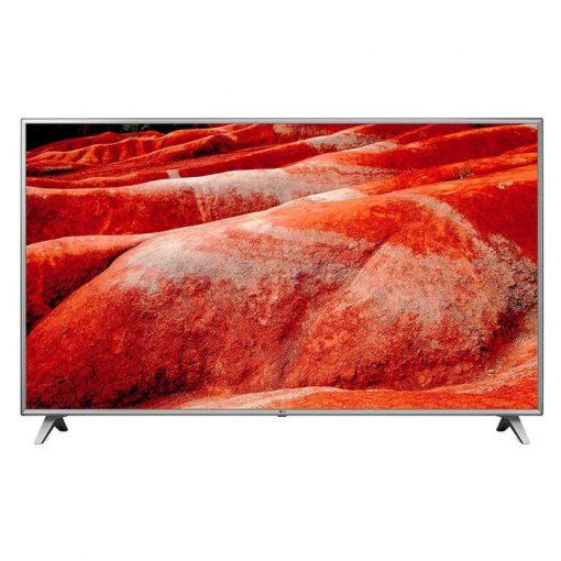 طراحی تلویزیون ال جی 50 اینچ مدل 50UM751 از روبرو