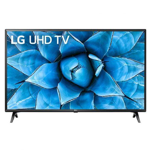 طراحی زیبای تلویزیون ال جی 49 اینچ مدل 49UN7340 از روبرو