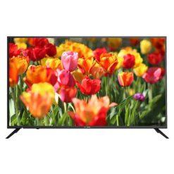 طراحی تلویزیون اسنوا 55 اینچ مدل 55SA220U از روبرو