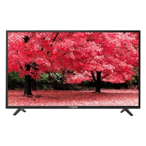 طراحی تلویزیون ایندکس ویژن 49 اینچ مدل 49XK570 از روبرو