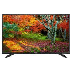 نمای تلویزیون ایکس ویژن 49 اینچ مدل 49XT530 از روبرو