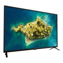 طراحی تلویزیون جی پلاس 43 اینچ از چپ