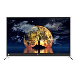 طراحی تلویزیون جی پلاس 55 اینچ مدل 55JU812N از روبرو